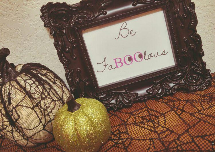 Be FaBooLous