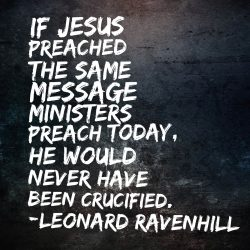 What Jesus Are You Preaching?