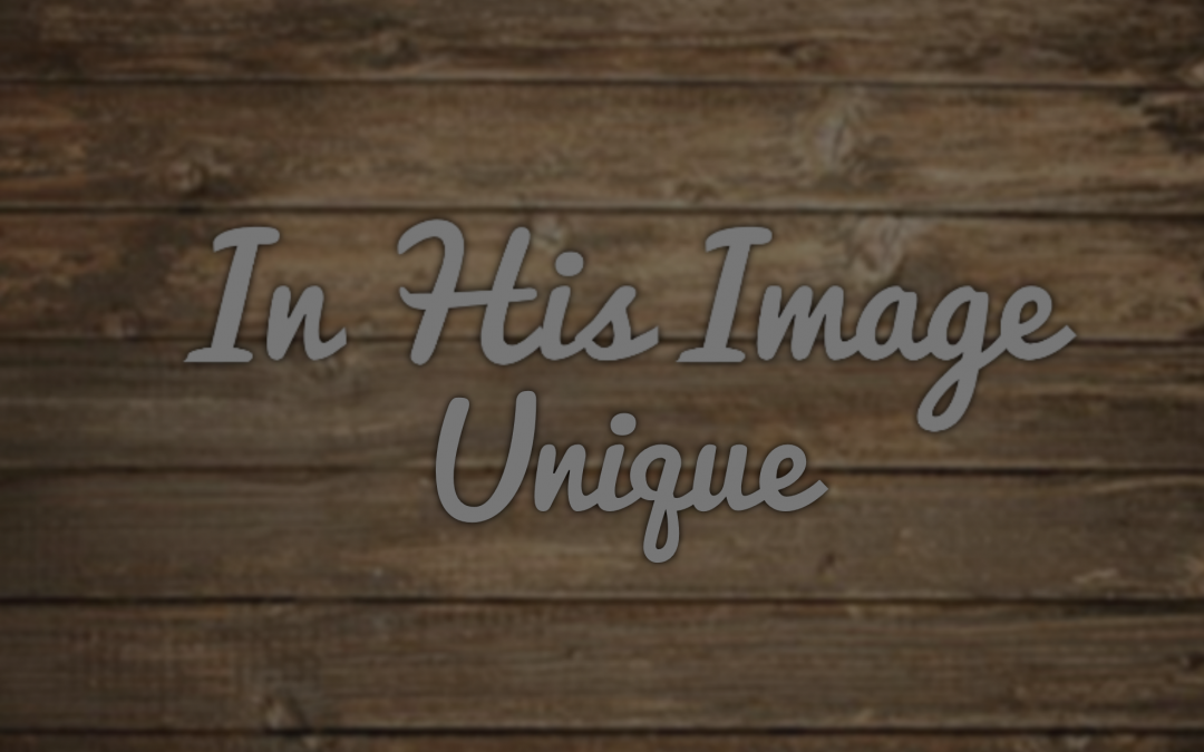 In His Image – Unique